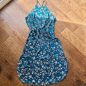 LOFT halter dress